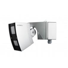 Пассивный уличный ИК извещатель серии REDWALL SIP-404 с PoE IP преобразователем