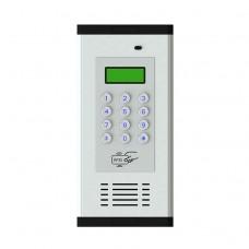Переговорное устройство/домофон с функцией пропуска по ID картам