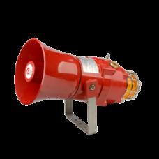 Взрывозащищенная комбинированная сирена-маяк BExCS110-05