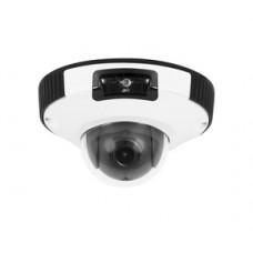 Уличная компактная купольная вандалозащищенная HD-камера 4 Мп Apix MiniDome/E4 21 (II)