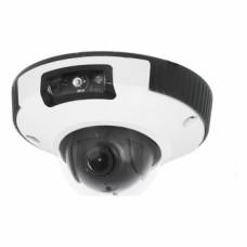 Уличная компактная купольная вандалозащищенная HD-камера 2 Мп Apix MiniDome/E2 28 (II)