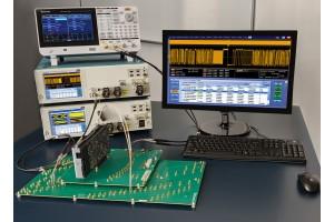 Решение для автоматизированного тестирования передатчиков PCI EXPRESS 5.0