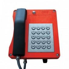 Взрывозащищённый телефонный аппарат с номеронабирателем