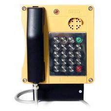 Взрывозащищенный шахтный телефонный аппарат без номеронабирателя 4FP 153 47