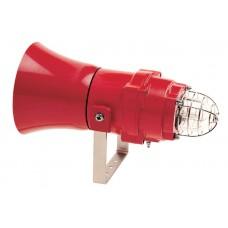 Взрывозащищенный комбинированный громкоговоритель-маяк BExCL15-05D