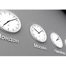 Серверы времени MOBATIME серии NMC (Net Master Clock)