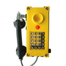 Всепогодный промышленный телефонный аппарат серии 4FP 153 27/A