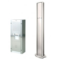 Встраиваемые и накладные переговорные устройства серии DS