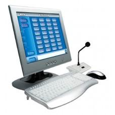 Диспетчерский пульт на базе ПК серии 1 DIT 002 ID Intouch