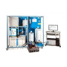 Управляемая ПК биодизельная технологическая установка