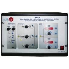 Обучающее устройство для изучения регулирования и контроля, управляемое ПК