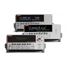 Приборы для измерения сигналов низкого уровня и специальные приборы Keithley
