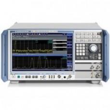Анализатор спектра и сигналов FSW